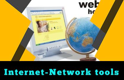 Internet-Network-tools