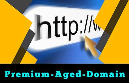 Premium-Aged-Domain