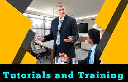 Tutorials-and-Trainings