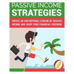 Passive Income Strategies-2021